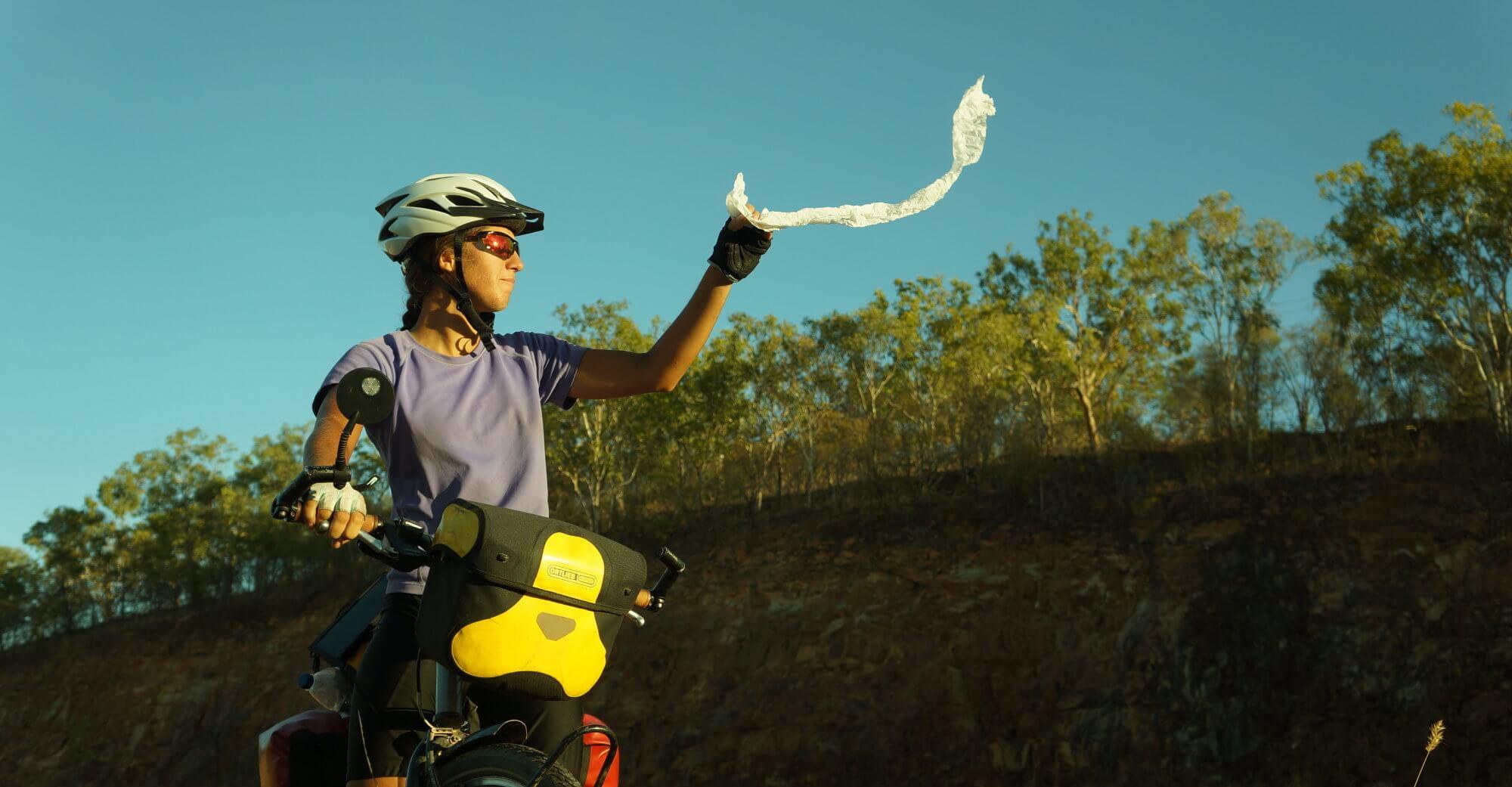 Dziś mamy pomyślne pomiary: przed nami idealna pogoda na rower!