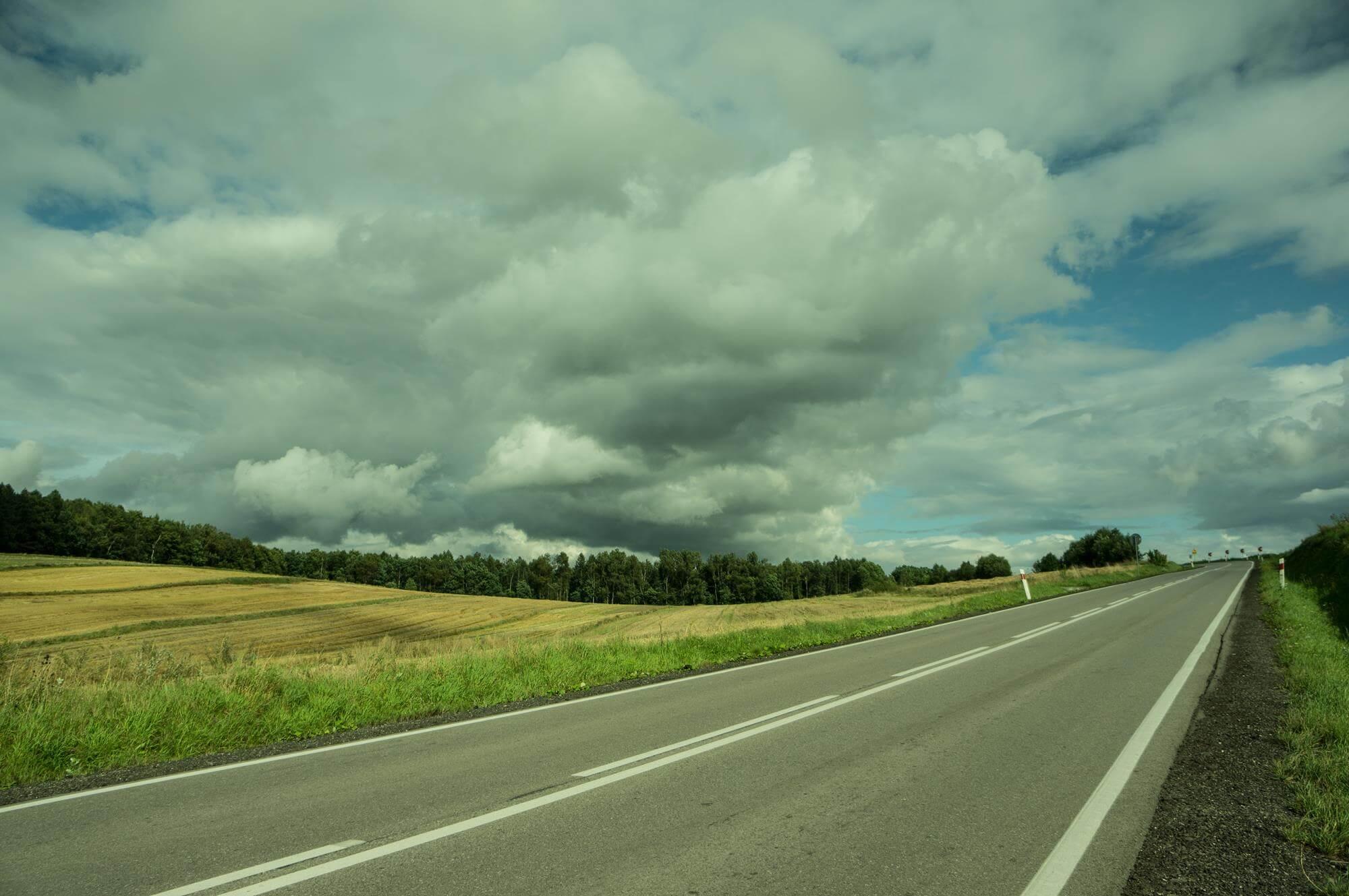 droga-w-malopolskim