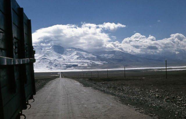 Pamir Highway. Źródło: Wikipedia