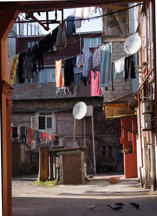Wszechobecne pranie