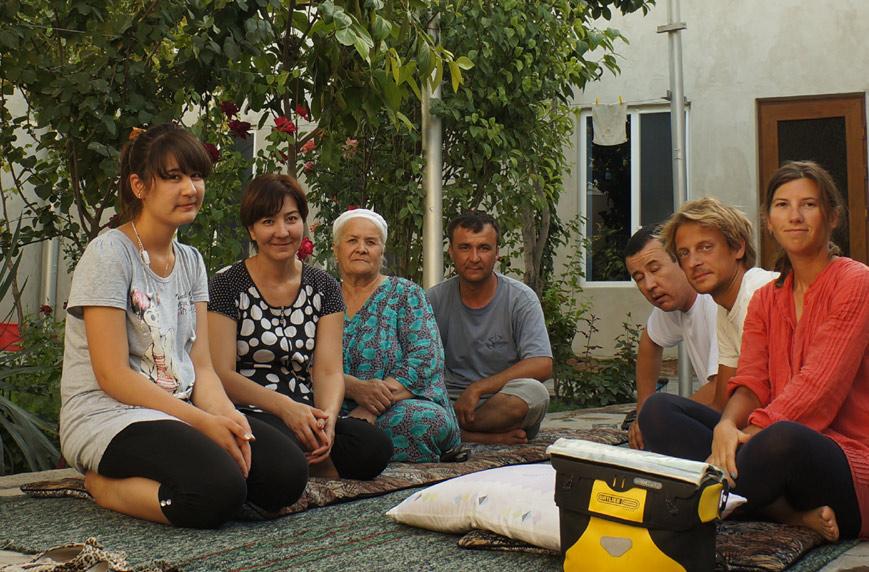 uzbe-super-rodzina