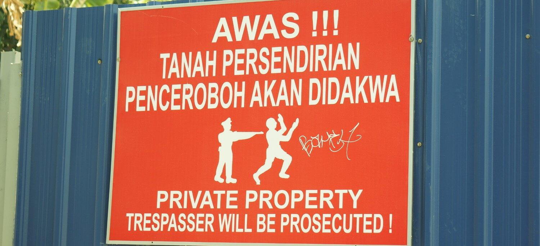 To jeszcze nie Australia, tylko malezyjska Langkawi.