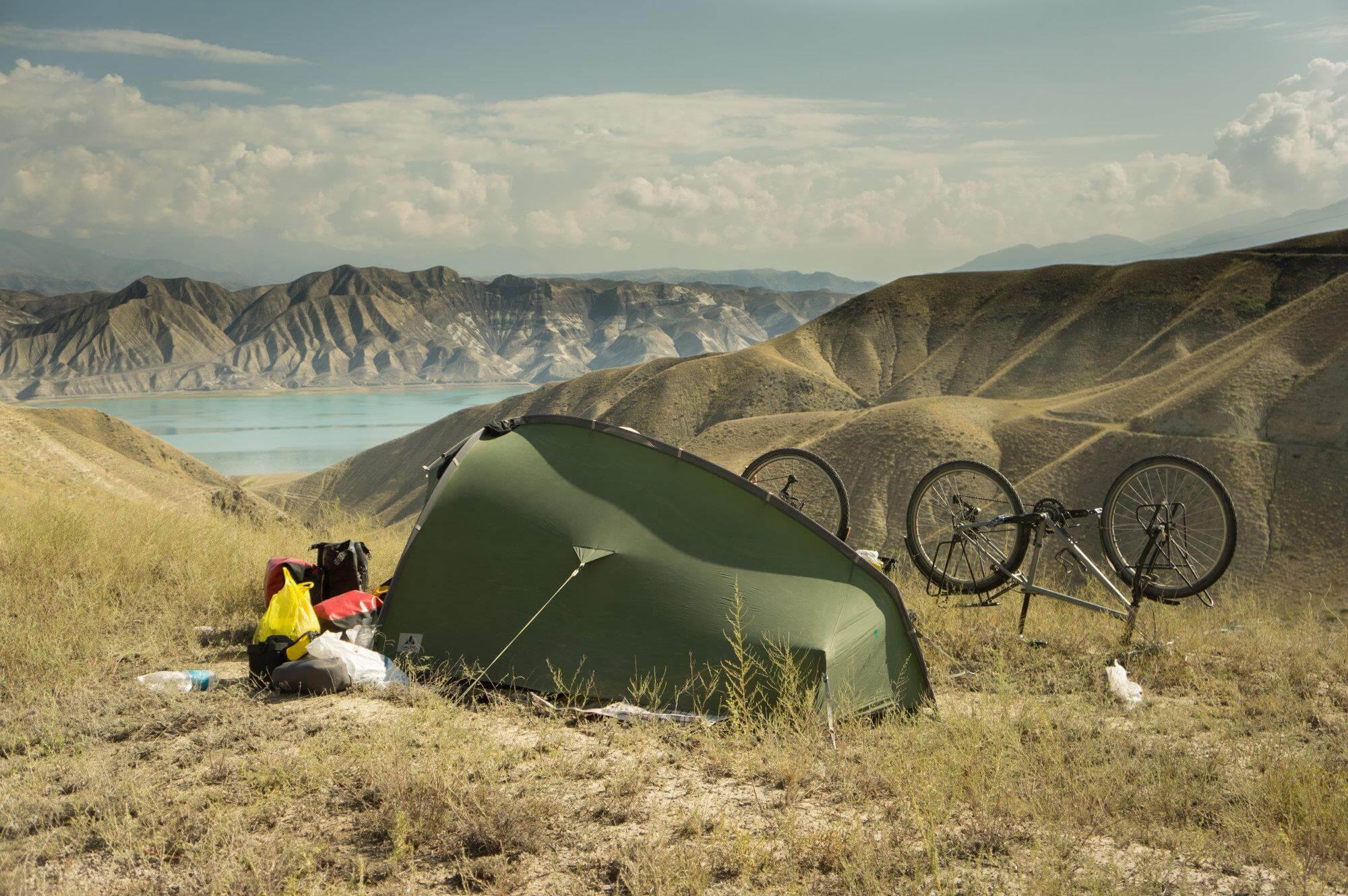 namiot Vaude Taurus Kirgistan