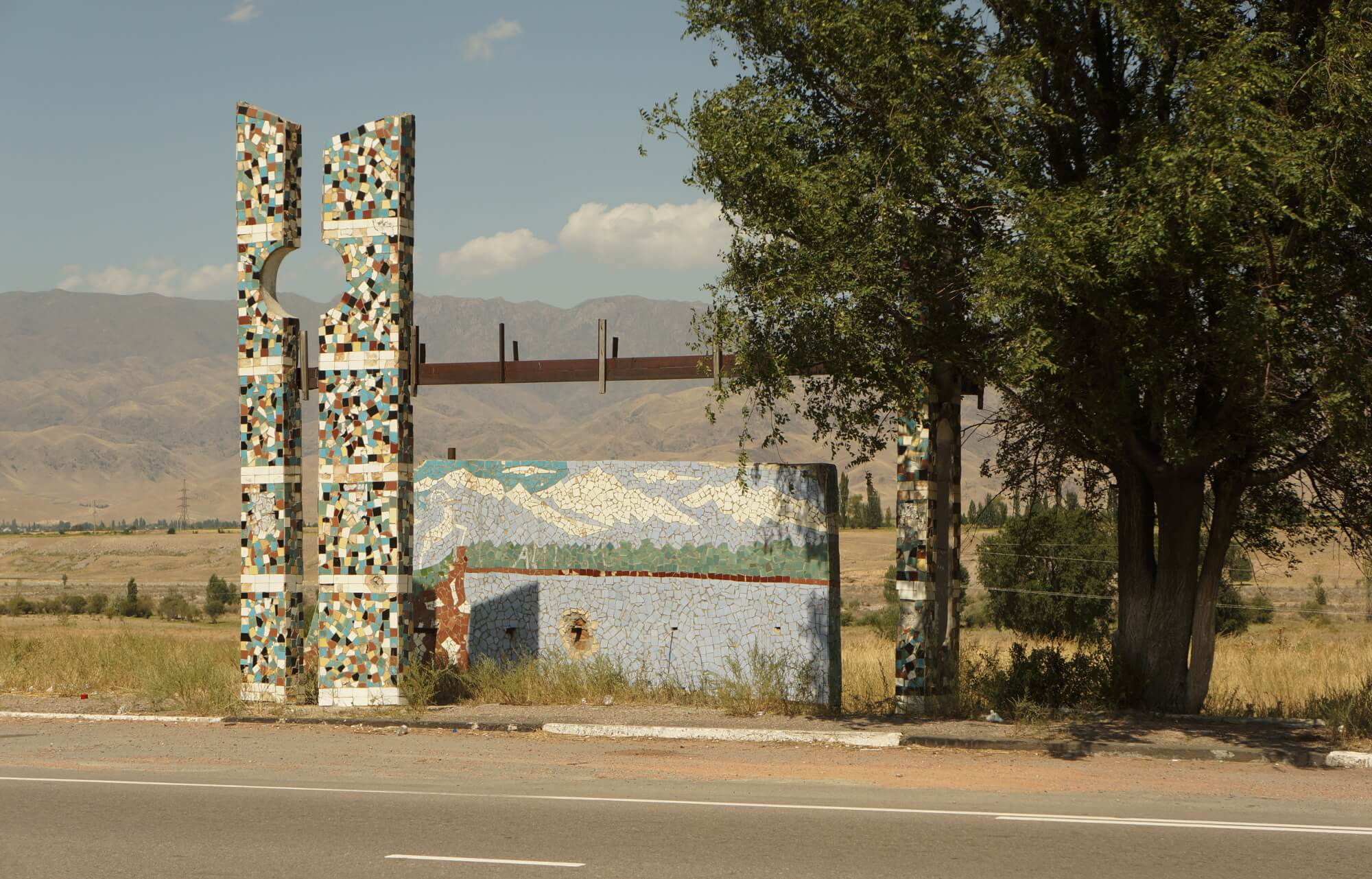 Kirgistan, okolice Biszkeku