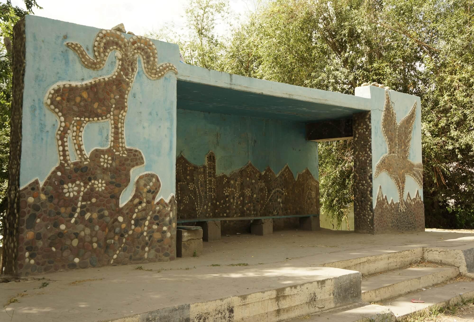 Tadżykistan - okolice Chorogu
