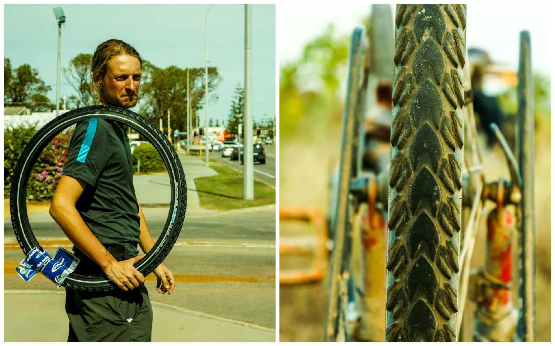 Jak przygotować rower? Nie żałuj pieniędzy na dobre opony