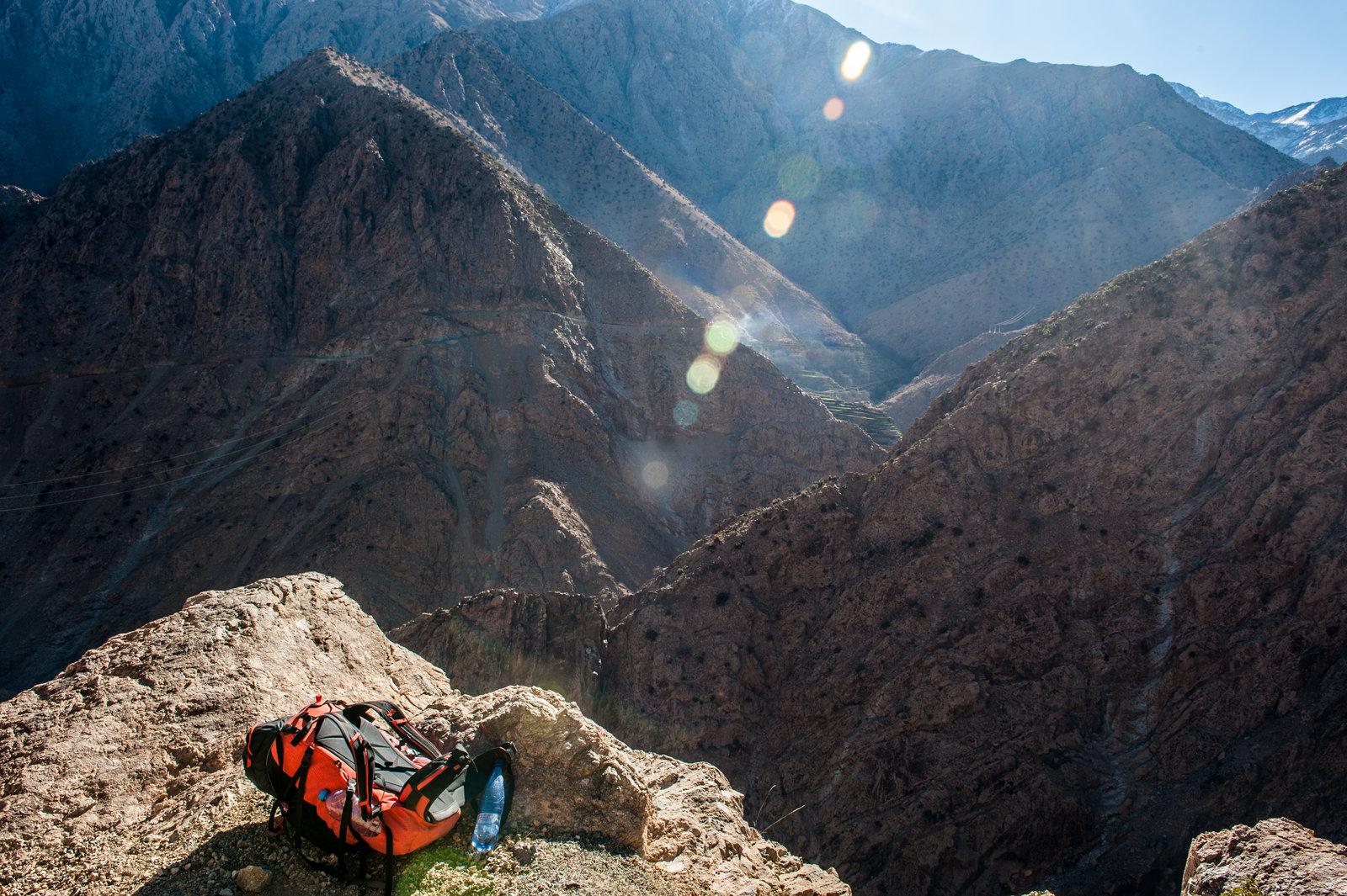 Maroko Trekking Przez Atlas Wysoki I Zwiedzanie Marrakeszu