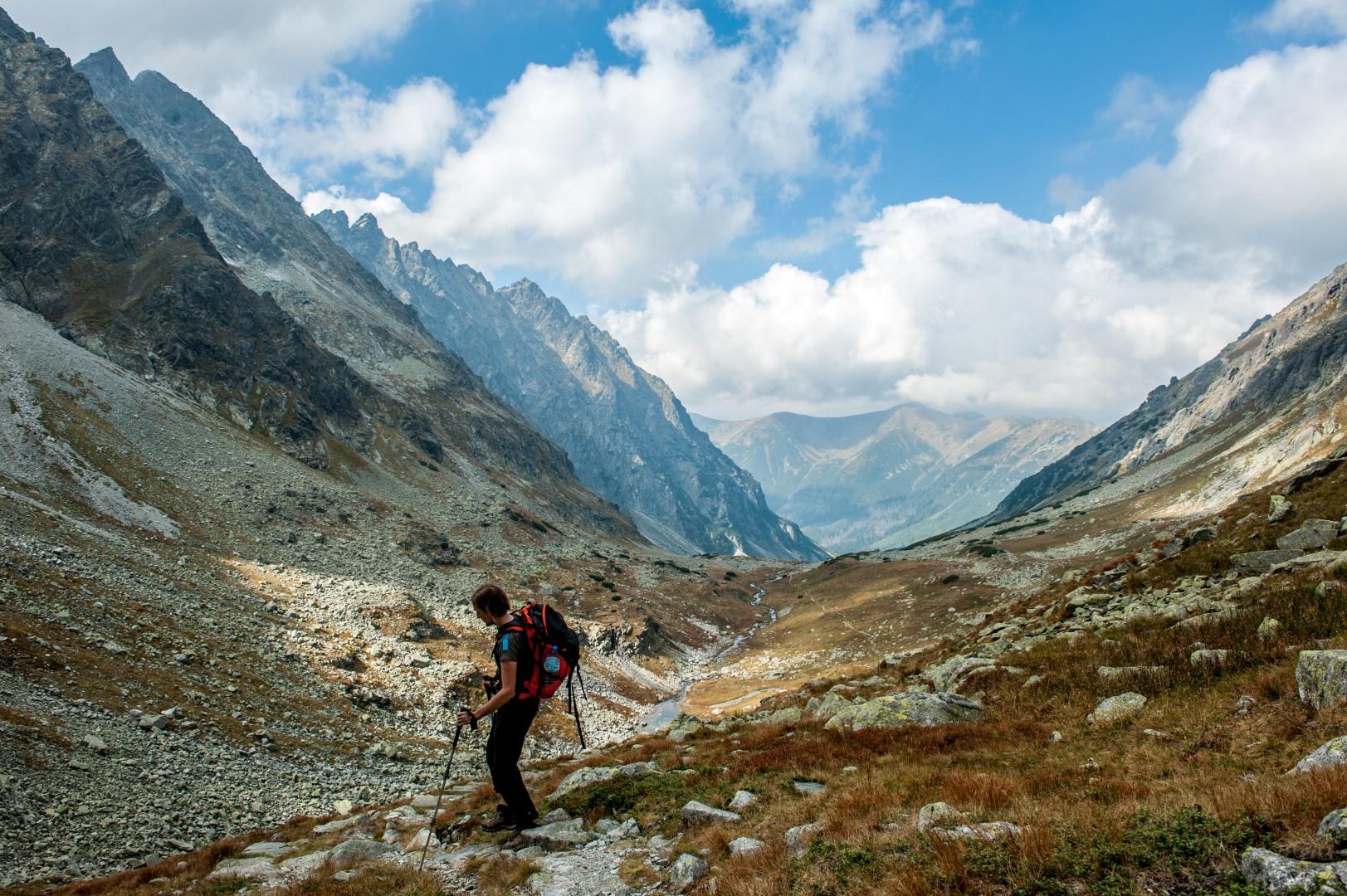tatry-zejscie-do-hlinskiej-doliny